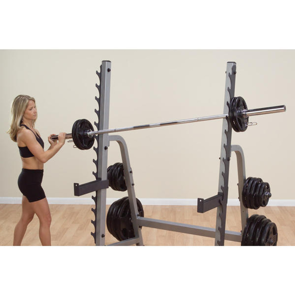 Body Solid Weight Rack