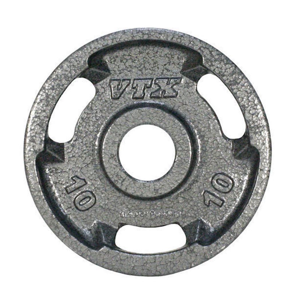 10 lb. Troy Barbell VTX Grip Plate