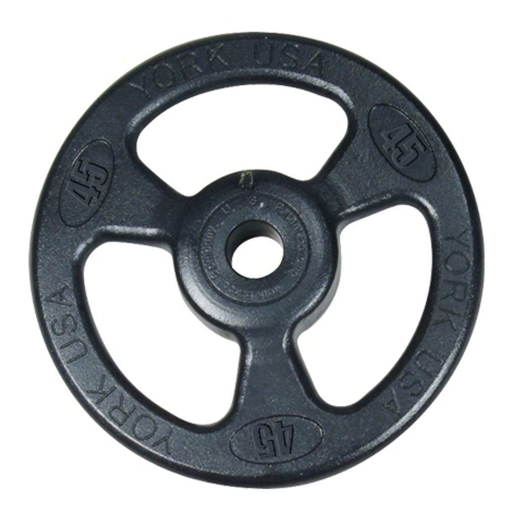 York Olympic Grip Plate