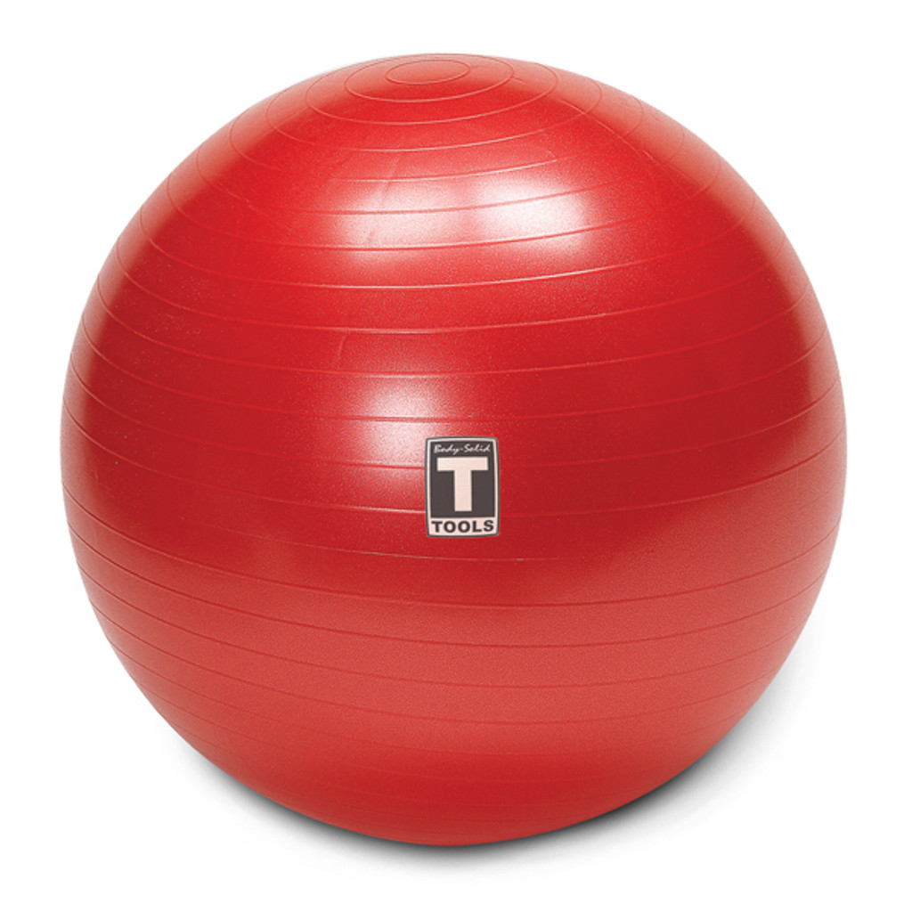 Body Solid 65 cm Gym Balance Training Ball