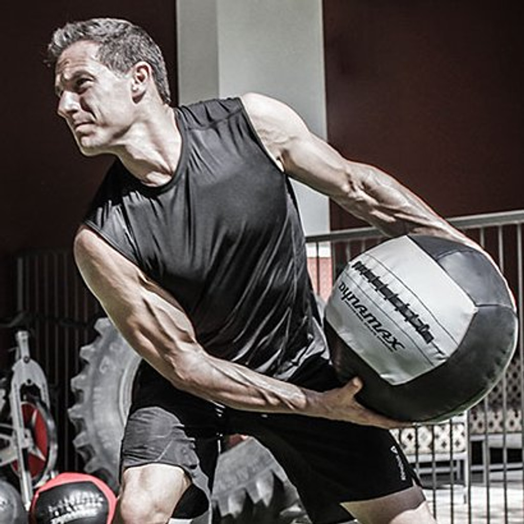 Dynamax Wall Workout Ball