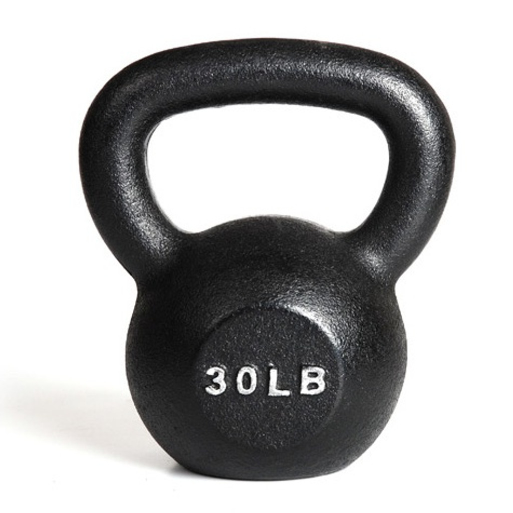 York 30 lb Gym Kettleball