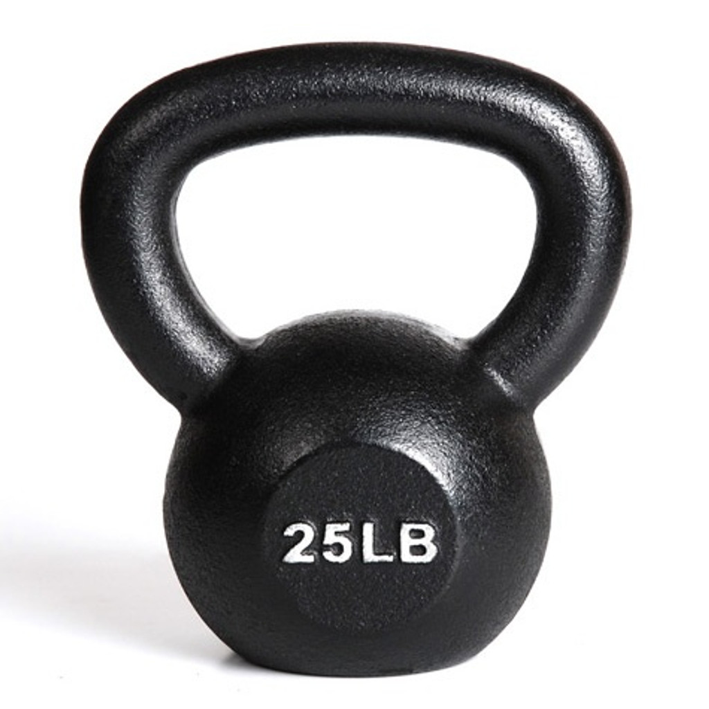 York Barbell 25 lb Commercial Kettleball