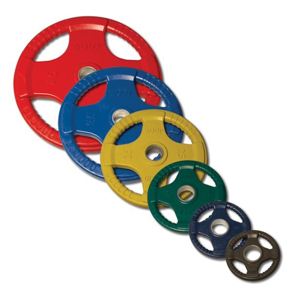 Body Solid ORC Colored Olympic Plates