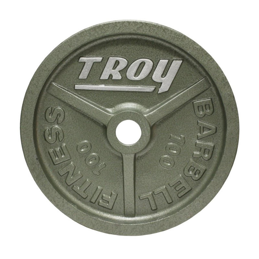 100 lb. Troy Wide Flange Plate