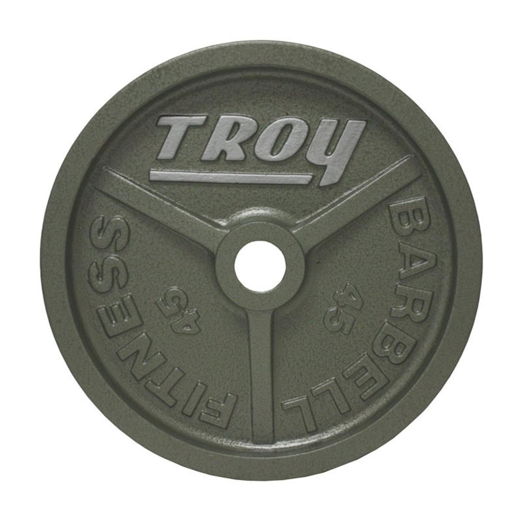 45 lb. Troy Machined Plate