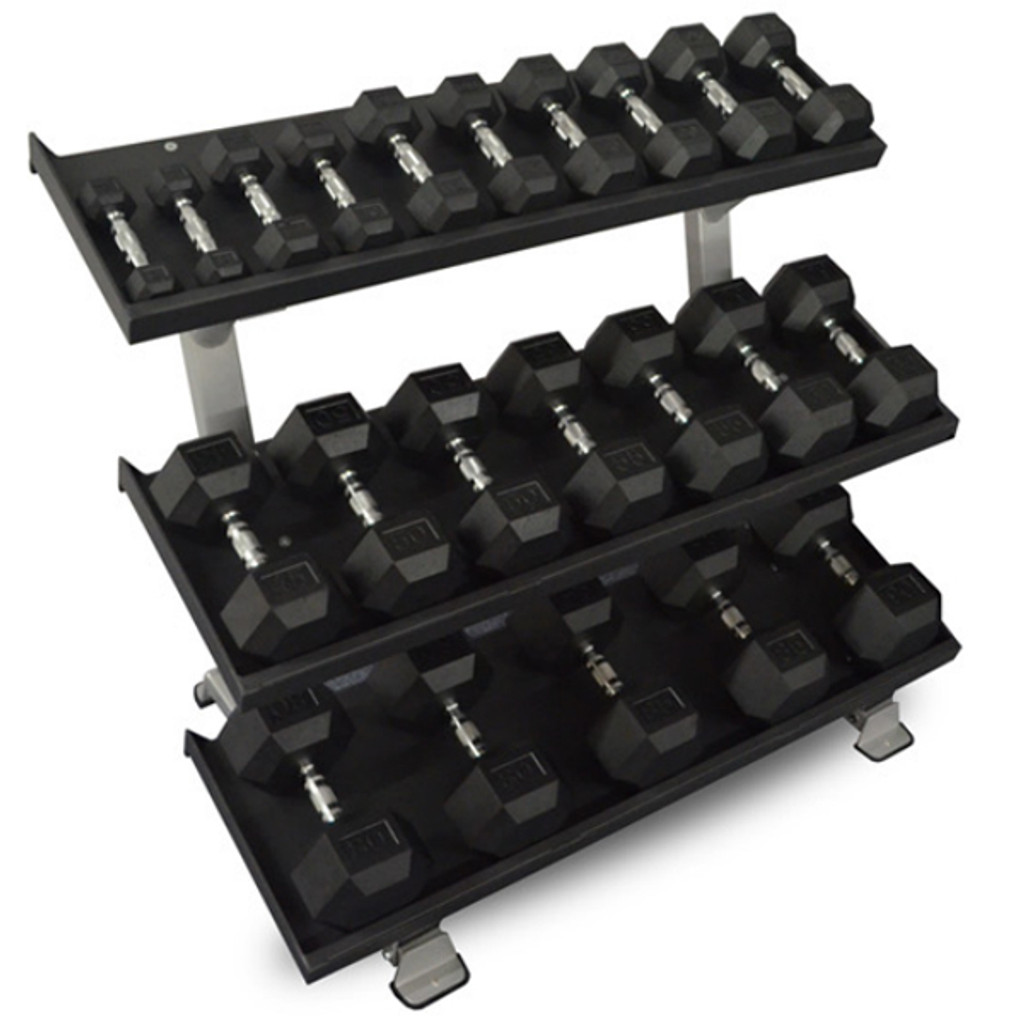 Inflight 5009 Dumbbell Shelf Rack