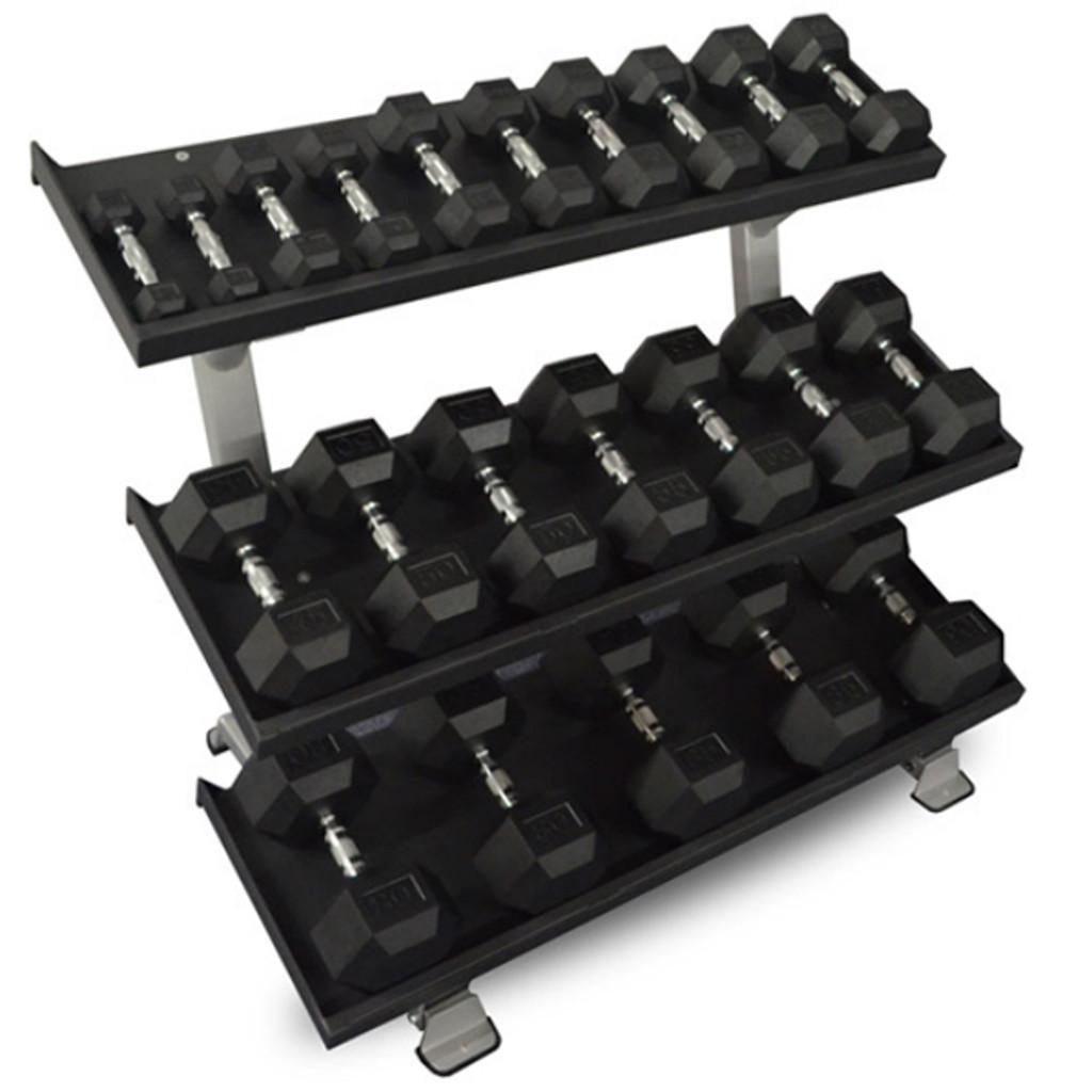Inflight 5009 Dumbbell Shelf Rack