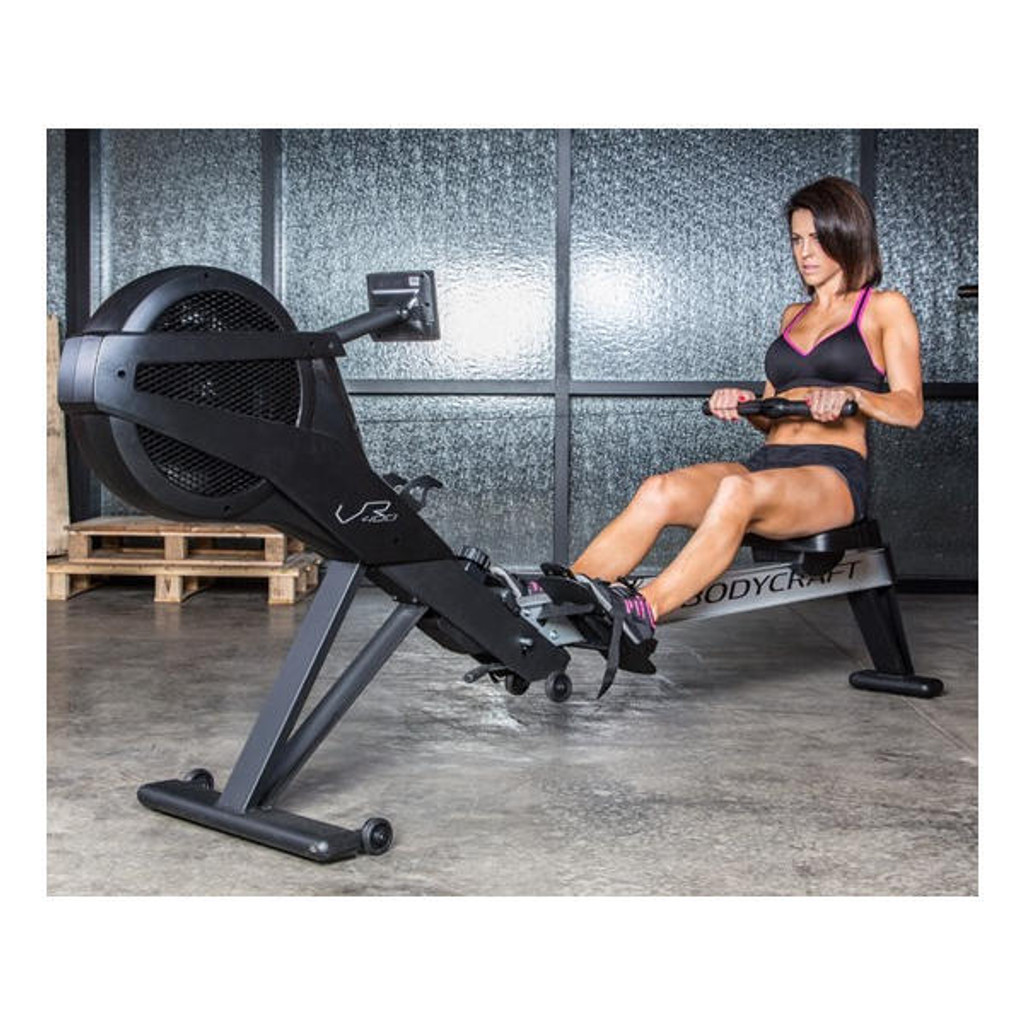 BodyCraft Fitness Rower