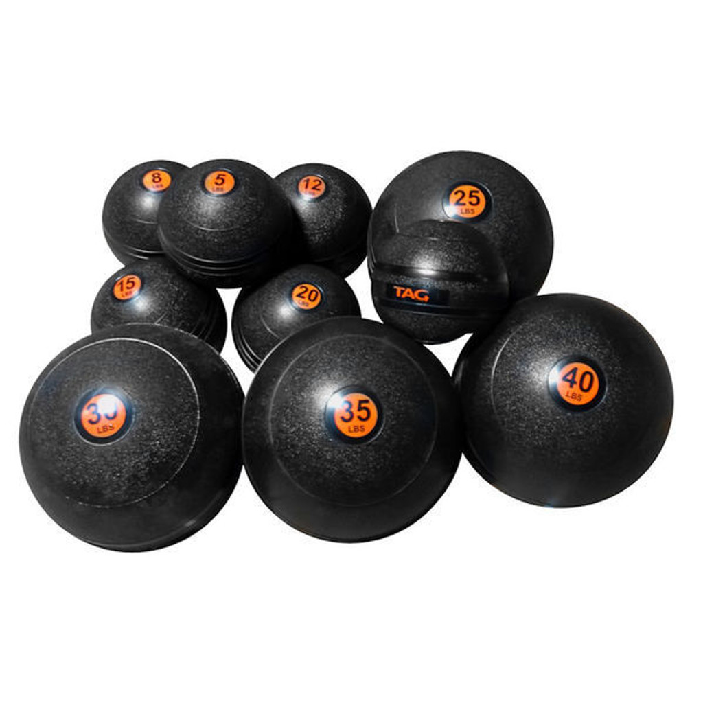 TAG Fitness Slam Workout Ball Set