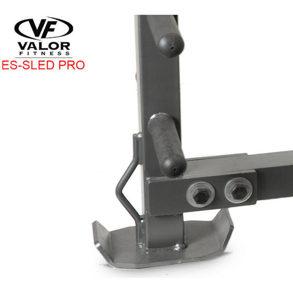 Valor Exercise Sled Foot