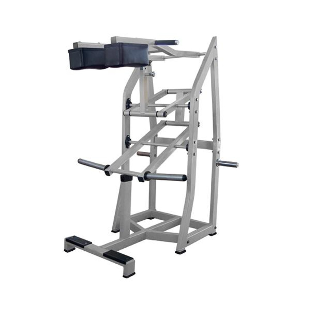 Muscle D Plate Loaded Commercial Standing Calf Raise Machine