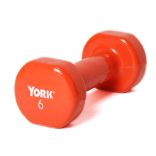 6 lb. York Vinyl Weight
