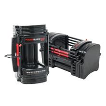 Powerblocks 5-50 lb Adjustable Dumbbell Set
