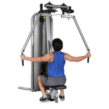 Gym Pec Fly/Rear Delt Machine