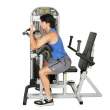 Commercial Bicep/Tricep Combo Machine