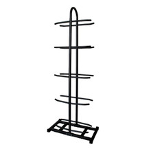 Aeromat 35998 10-Ball Medicine Ball Storage Rack