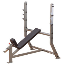Body Solid Incline Weight Lifting Bench