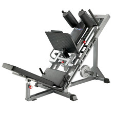 BodyCraft Linear Bearing Leg Press/Hip Sled Combo