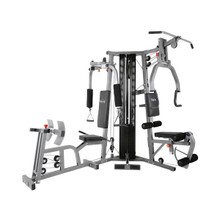 BodyCraft Pro Multi Gym with Leg Press