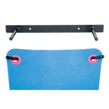 Aeromat Wall Mounted Exercise Mat Rack