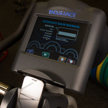 Body Solid Bike LCD Touchscreen