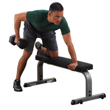 Body Solid Flat Dumbbell Bench