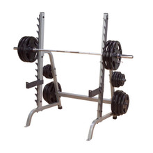 Body Solid Workout Rack