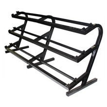 Troy VTX Commercial 3-Tier Dumbbell Rack