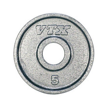 5 lb. Troy VTX Iron Weight Plate