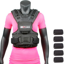 MiR Women's Exercise Vest