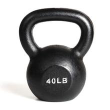 York 40 lb Workout Kettlebell