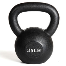 York 35 lb Exercise Kettle Bell