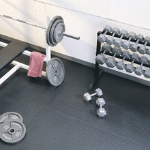 Supermats 4x6 Rubber Exercise Room Floor Mats