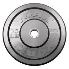 25 lb. York Training Bumper Plate
