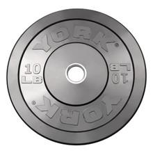 10 lb. York Olympic Bumper Plate