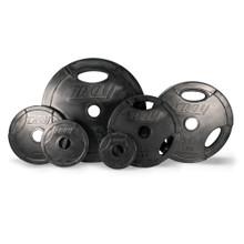 Troy Barbell GO-R Interlocking Rubber Plates
