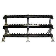 Troy Barbell DR-15 Commercial Dumbbell Storage Rack