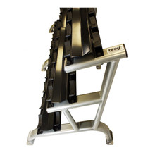 Troy Barbell 3-Tier Commercial Weight Rack