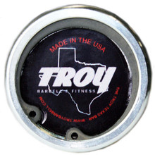 Troy Olympic Power Bar End View
