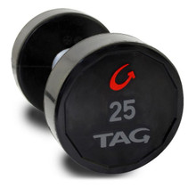 TAG Urethane Covered Dumbbell