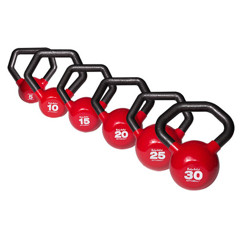 Body Solid KBLS Vinyl Dipped Weight Set