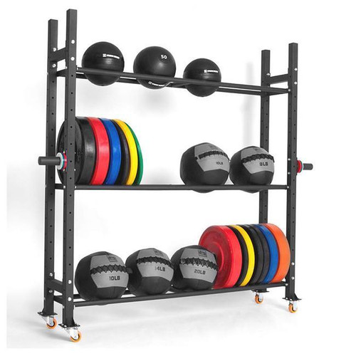 Xtreme Monkey Mobile Exercise Equipment Rack