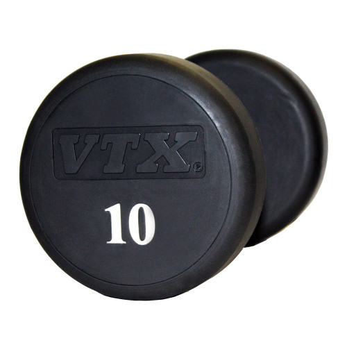 Troy Barbell VTX Urethane Covered Weight