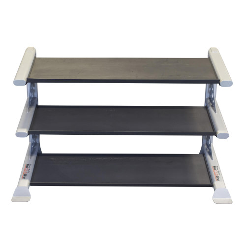 Body Solid 3-Tier Shelf Rack