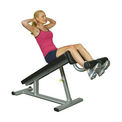 Inflight Fitness Decline Ab Bench