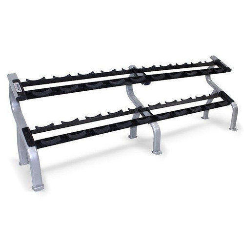 Troy Barbell Dumbbell Saddle Rack