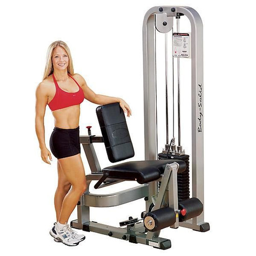 Body Solid Pro Clubline Leg Machine - SLE200G