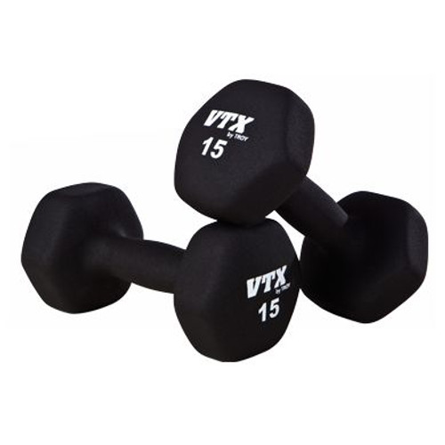 Troy Barbell VTX Neoprene Dumbbells