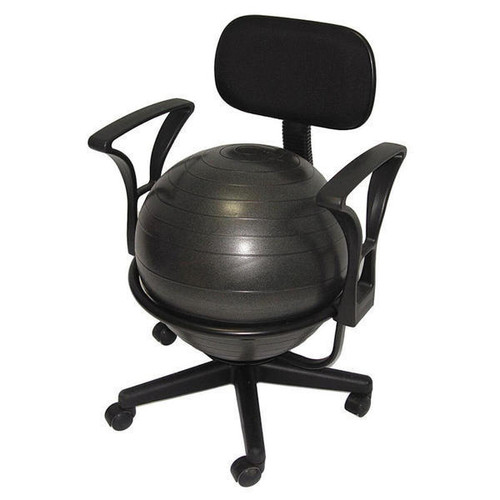 Aeromat Deluxe Stability Ball Fitness Office Chair  - 35955
